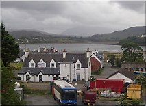NG4843 : A corner of Portree by Andrew Hill