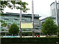 SJ8097 : Wimbledon at MediaCityUK by Graham Hogg
