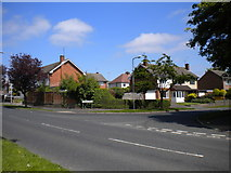 SO8896 : West end of Pinfold Grove, Merry Hill by Richard Vince