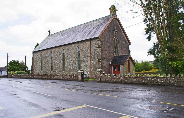 St. Caimin's Catholic Church, School Lane, Mountshannon, Co. Clare