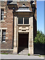 NT2673 : Girls Entrance, Drummond Street School by Alan Murray-Rust