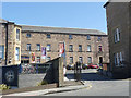 NT2673 : Former brewery buildings, Pleasance by Alan Murray-Rust