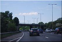 SU9778 : M4, B376 Bridge by N Chadwick