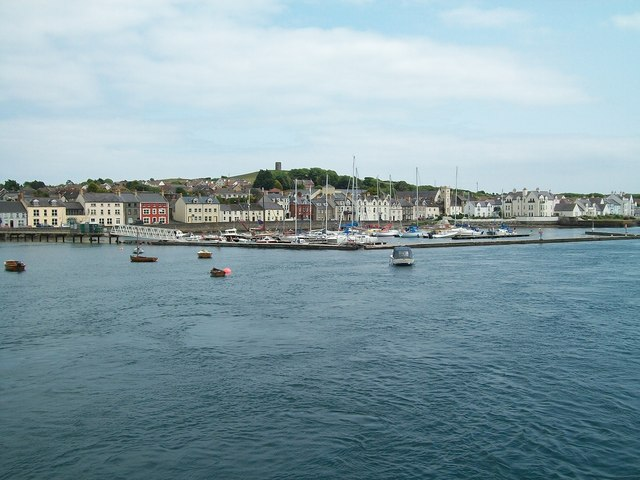 The Portaferry Marina