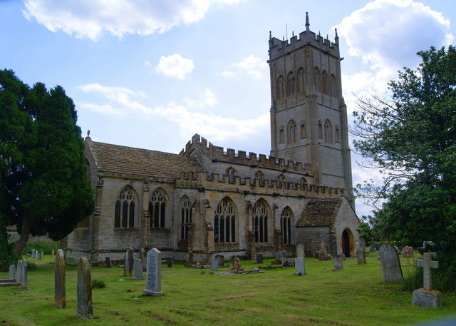 The Holy Trinity Church in Long Sutton