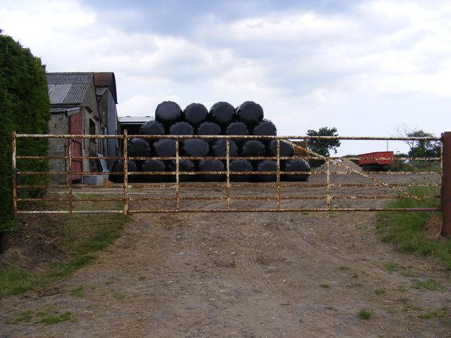 Entrance to Littletown Farmyard