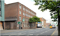 "J3474 : The ""Nambarrie"" site, Belfast (6) by Albert Bridge"