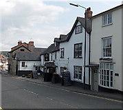 SO2956 : Royal Oak Inn, Kington by Jaggery