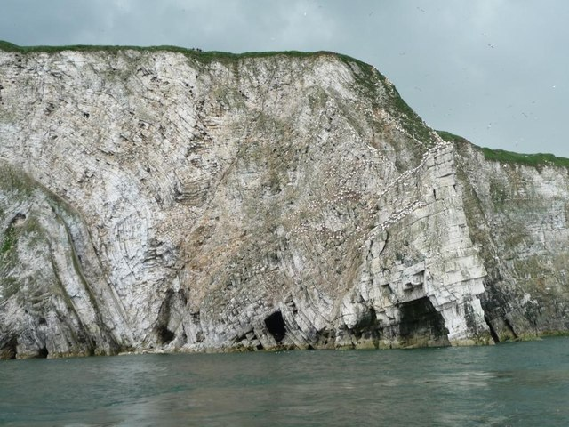 Scale Nab, east side, close to high tide