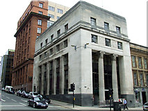 NS5865 : Former National Commercial Bank Building by Thomas Nugent
