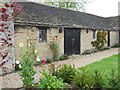 TF1505 : Barn at Manor Farm, Glinton, Peterborough by Paul Bryan