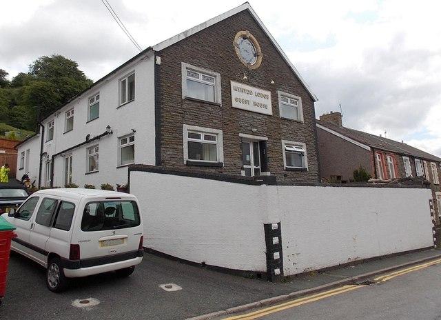 Mynydd Lodge Guest House, Cwmtillery