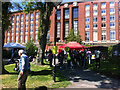 SP0483 : Community Day at Birmingham University by Phil Champion