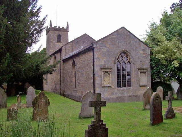 All Saints Church, Canwick