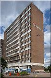 SP0787 : Main Building, Aston Street, Birmingham by Stephen Richards