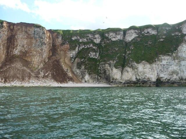 Cliffs at Gull Nook