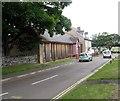 NU1242 : St. Aidan's Roman Catholic Church at Lindisfarne by James Denham