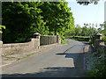 NT0776 : Craigton canal bridge by Alan Murray-Rust