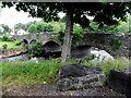 G9474 : Seven arched bridge, Laghy by Kenneth  Allen
