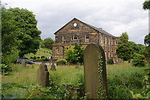 SE1017 : Salendine Nook Baptist Church by Bill Boaden
