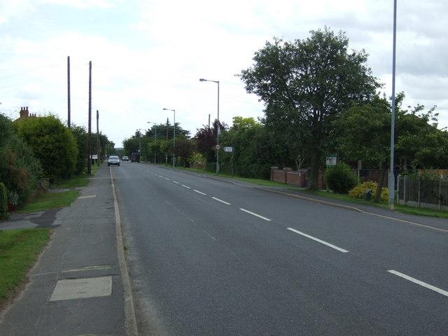 Mill Lane, Saxilby