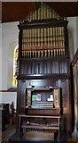 TQ7035 : Organ, Christchurch, Kilndown by Julian P Guffogg