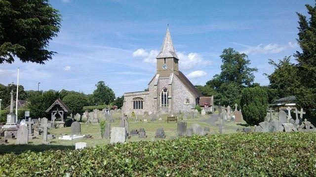 All Saints' Church, Sanderstead