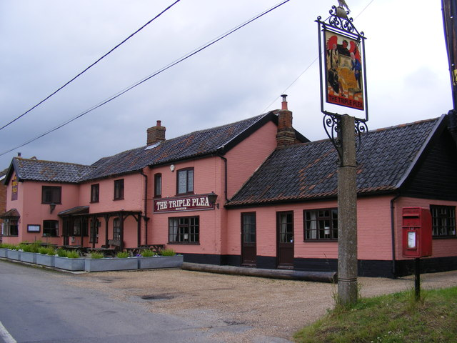 The Triple Plea Public House