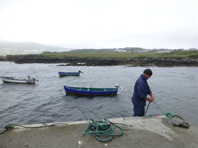 Pier at Portnacross
