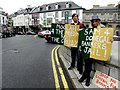 G9278 : Demo in Donegal by Kenneth  Allen