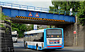 D1003 : Bridge, Ballymena station (2013-1) by Albert Bridge