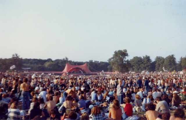 Waiting for The Rolling Stones - Knebworth Fair 1976