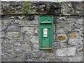 G9378 : P & T Pillar Box, Donegal by Kenneth  Allen