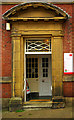 NY0336 : Entrance, Maryport Post Office by Julian Osley