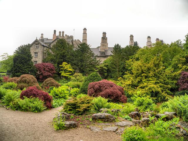 Sizergh Castle and Rock Garden