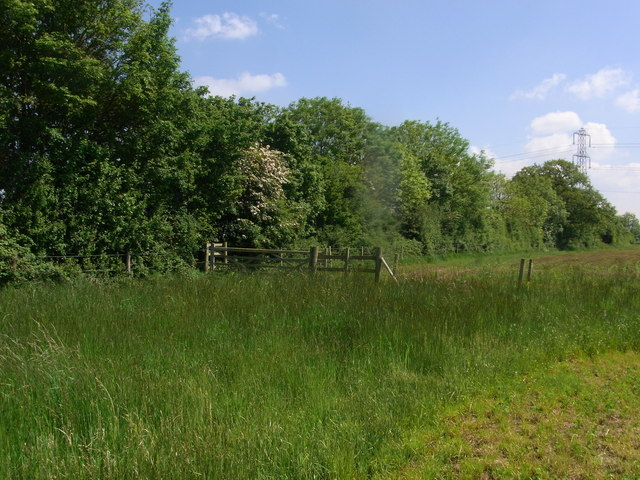 Permissive path on Sandfield Farm