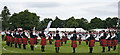 NJ0458 : European Pipe Band Championships 2013 (15) by Anne Burgess