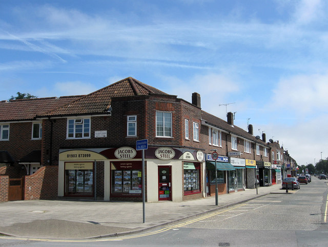Kings Parade, Findon Valley