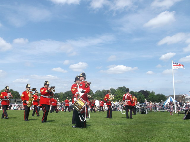 The Band of The Princess of Wales's Royal Regiment