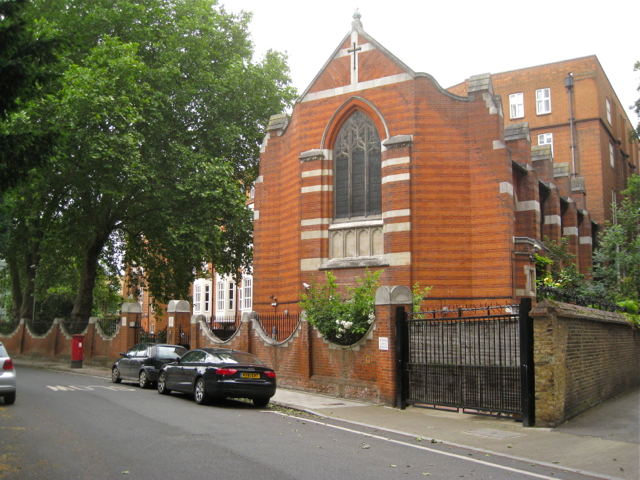 Chapel, St Gabriel's Manor, Cormont Road