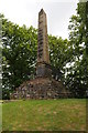SP6978 : Naseby Obelisk by Philip Halling