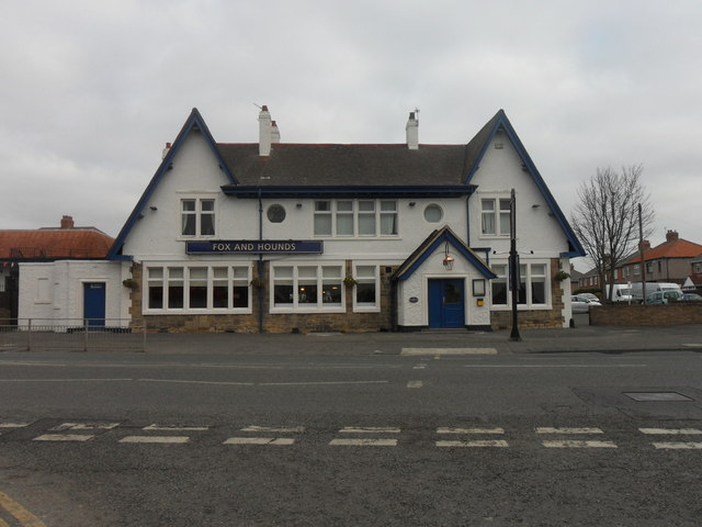 Fox and Hounds, Benwell Hill