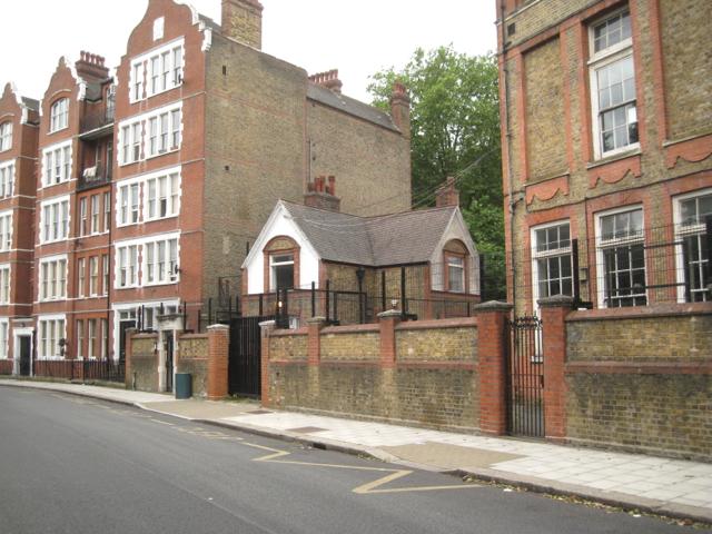School-keeper's house, Cormont Road