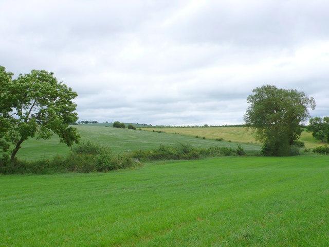 Farmland near Fulready