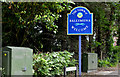 "D0802 : ""Welcome to Ballymena"" by Albert Bridge"