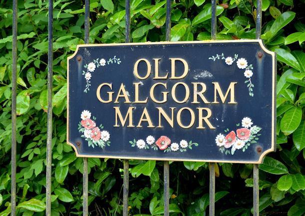 Old Galgorm Manor, Ballymena