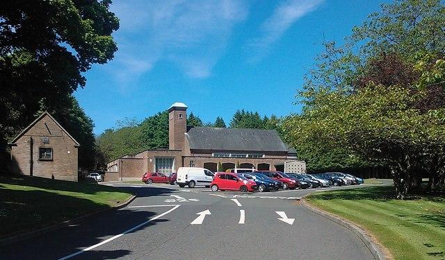 Greenock Crematorium