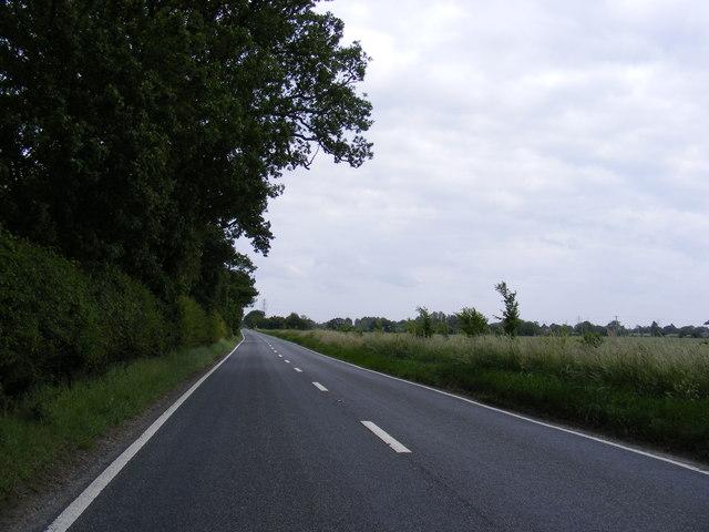 A144 St.John's Road (Stone Street)