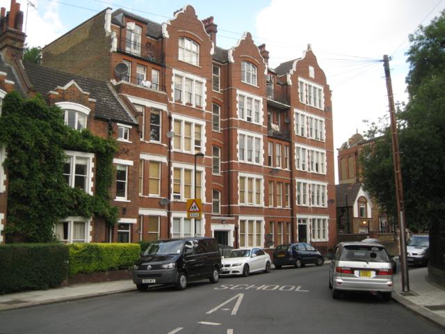 Dover House, Cormont Road
