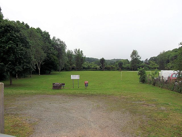 Porth-y-waen recreation ground